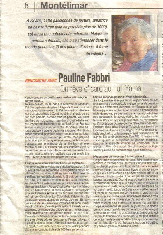 Pauline fabbri 26 03 1
